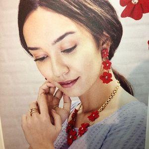 Chloe + Isabel Jewelry - Blooms of Kyoto Convertible Earrings